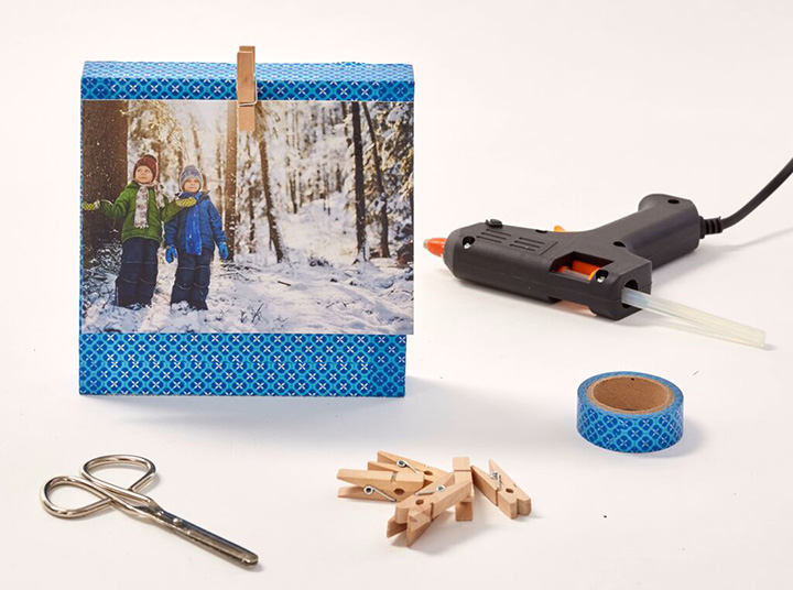 Fun photo blocks