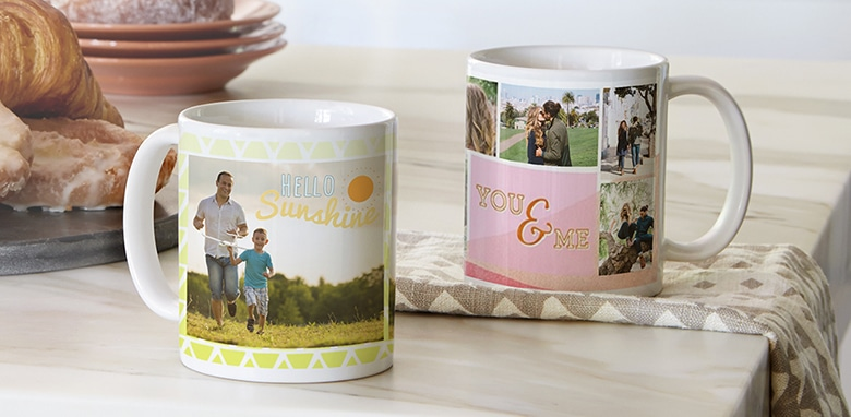 Top Tips: Creating a Collage Mug