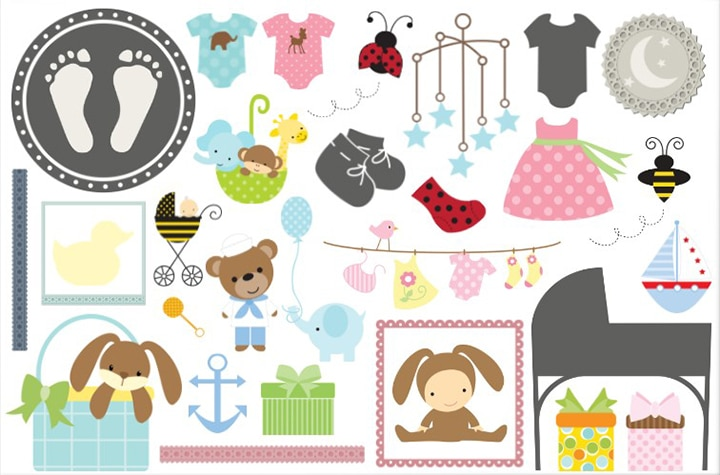 baby embellishments