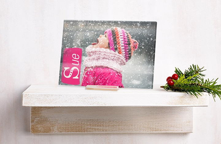Stocking Stuffers - Acrylic Photo Print