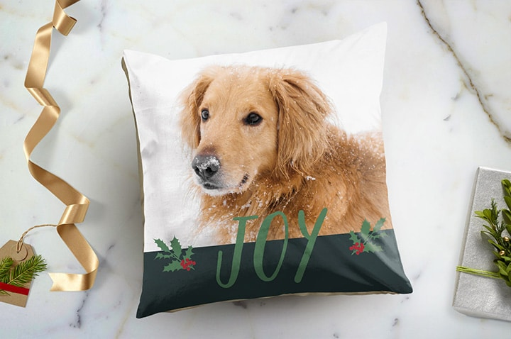 Stocking Stuffers - Photo Cushion