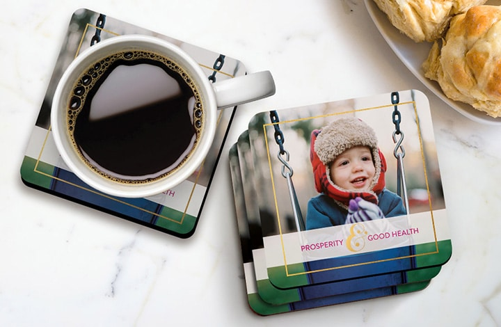 Stocking Stuffers - Coasters
