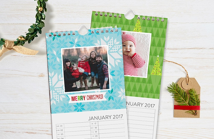 Stocking Stuffers - Kitchen Calendars