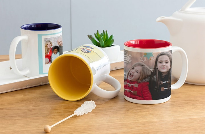 Stocking Stuffers - Personalised Mug