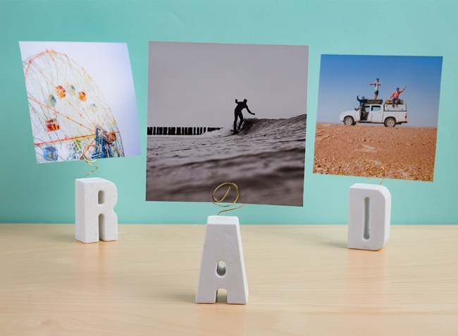 photo print displays