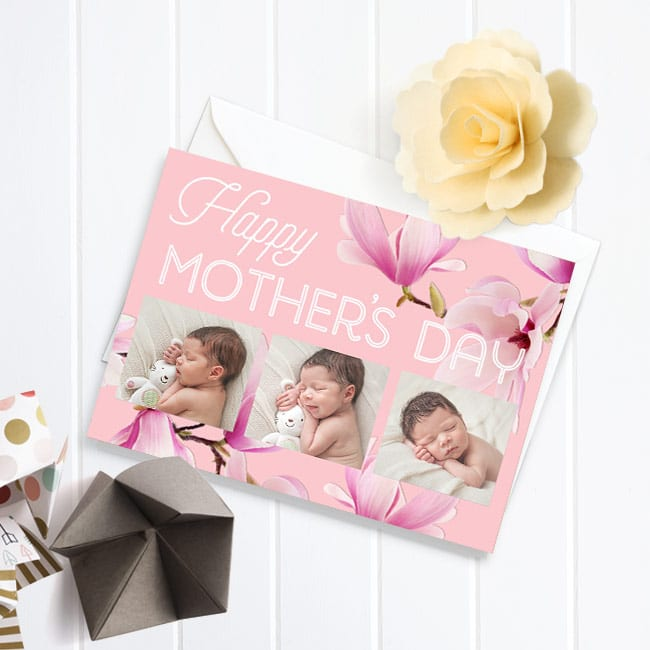 Happy Mother's Day Floral - Mother's Day cards