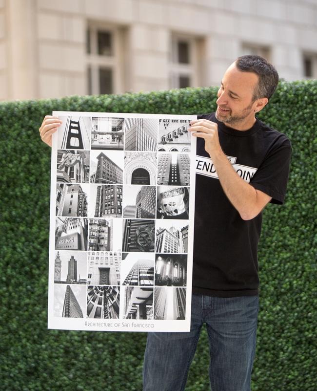 Créez des Posters à partir de vos photos Instagram
