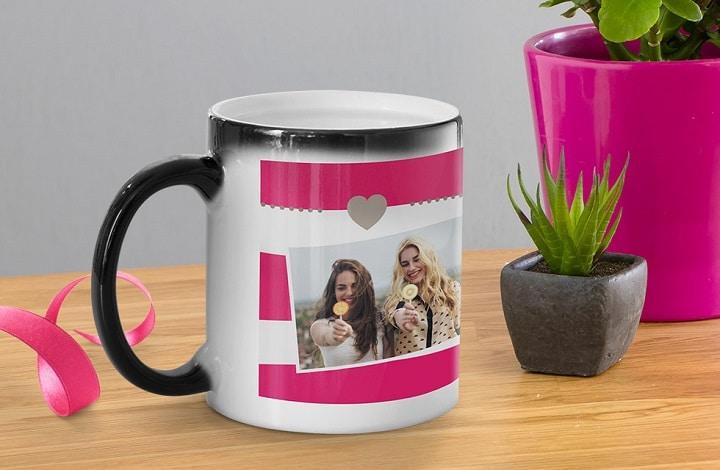 Tazza magica - Una tazza davvero personale per tutti!
