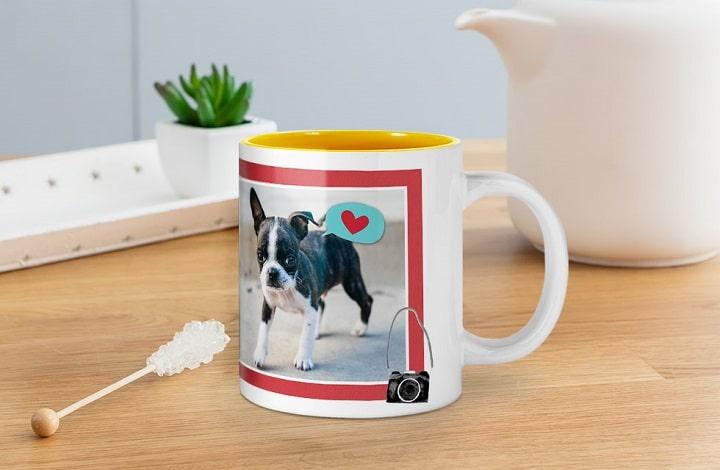 Tazza panoramica - Una tazza davvero personale per tutti!