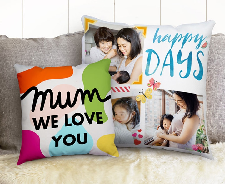 Mother's Day - Cushion garlore