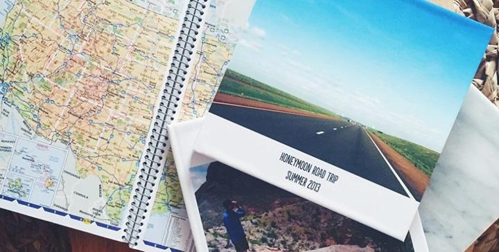 Transform Travel Ephemera into a Scrapbook-Inspired Photo Book
