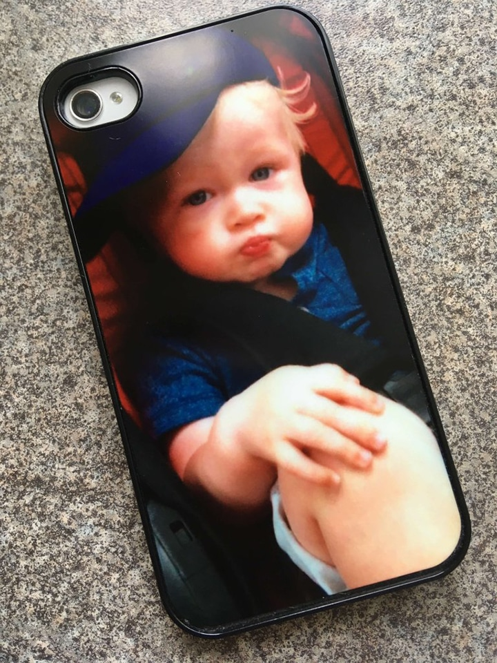 Personalised Father's Day Gifts -Personalised Phone Case
