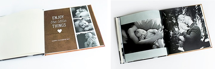 Personalised Father's Day Gifts - Photo Book