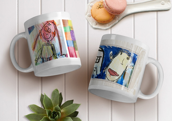 Last Minute Personalised Thank you Gifts for Teachers - Personalised Mug