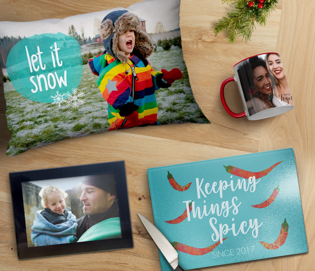 NEW personalised gifts perfect for Christmas gifting