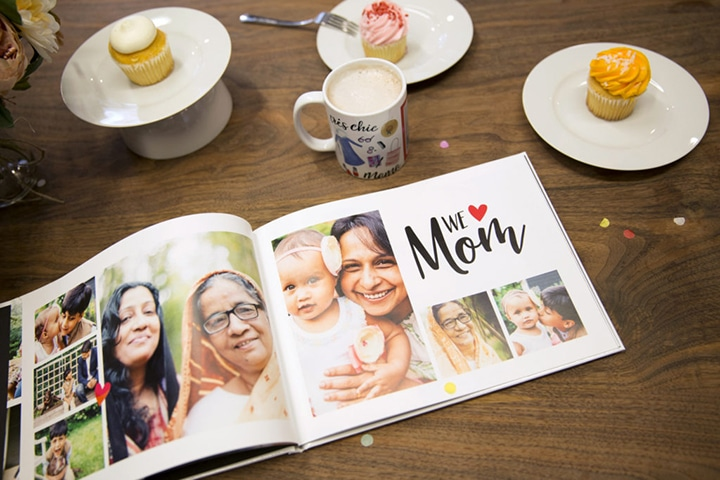 5 Fabulous Photo Gifts for Mum