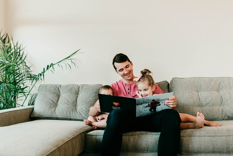 Father's Day Photo Book Ideas