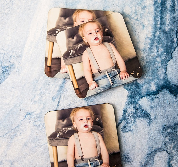 Bottom's Up! Cute Customised Coasters to Make any Party Fabulous