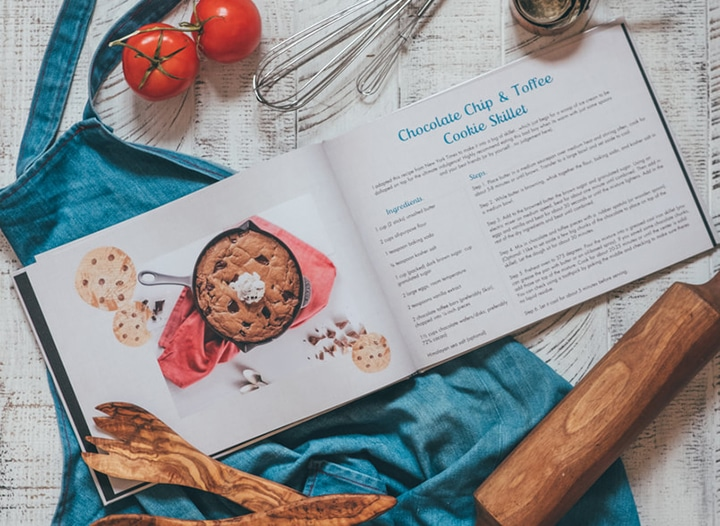 The Farm to Table Personalised Recipe Books Every Foodie Needs