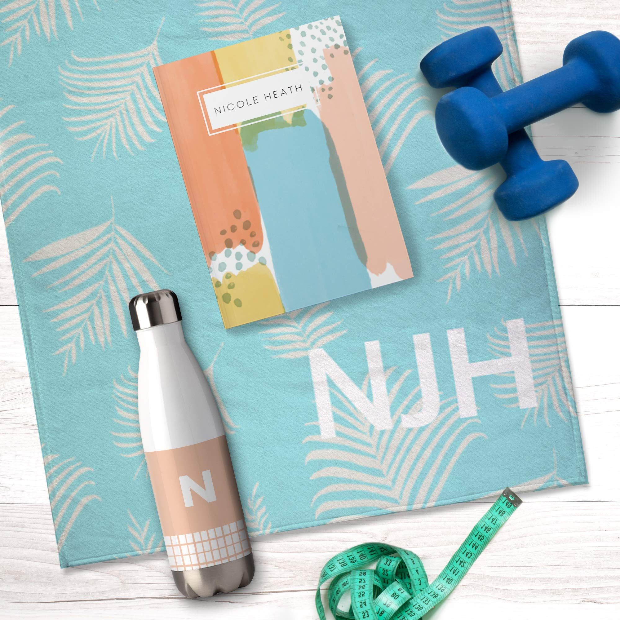 Personalised Gym Accessories that are Custom #FitnessGoals