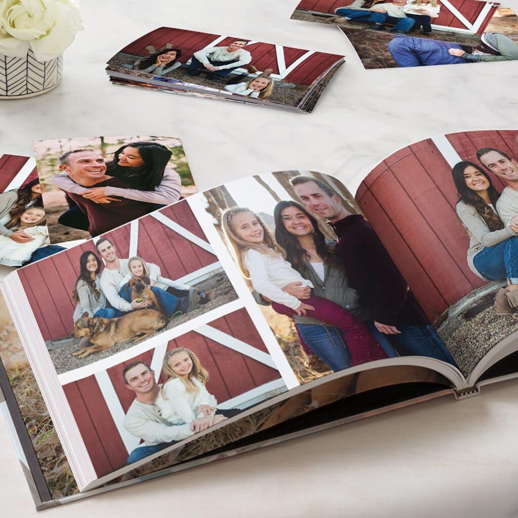 Photo book vs Photo album