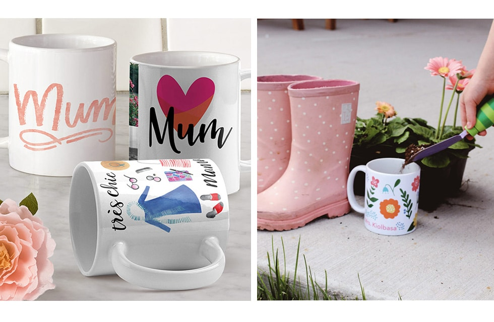 Mother's Day mugs