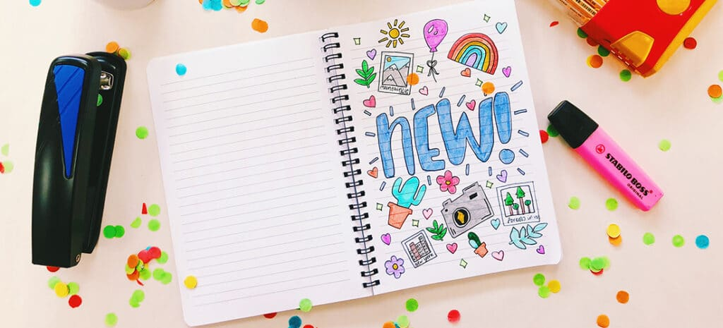 Create personalised notebooks for kids, parents, teachers and more. Add photos & text to the cover.