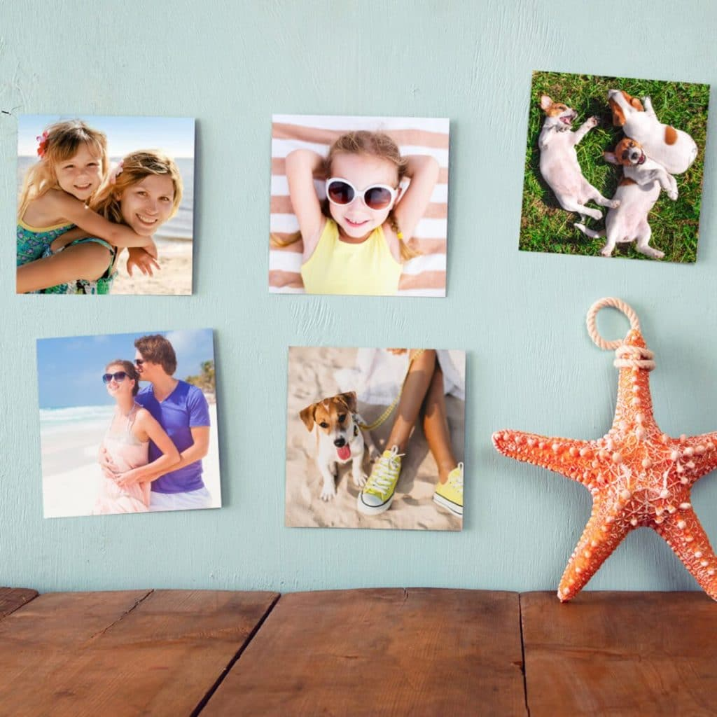 Re-live bright and colourful summer memories with photo prints