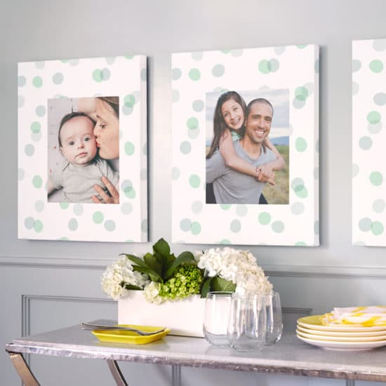 Customise your walls with Personalised Photo Prints