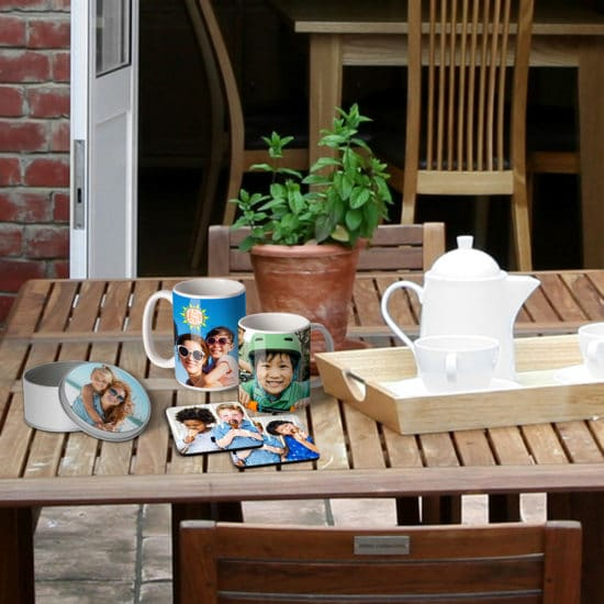 Beef up your BBQ with customised photo gifts