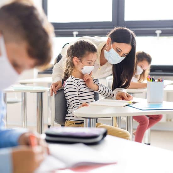 Back To School Essentials - Custom Face Masks